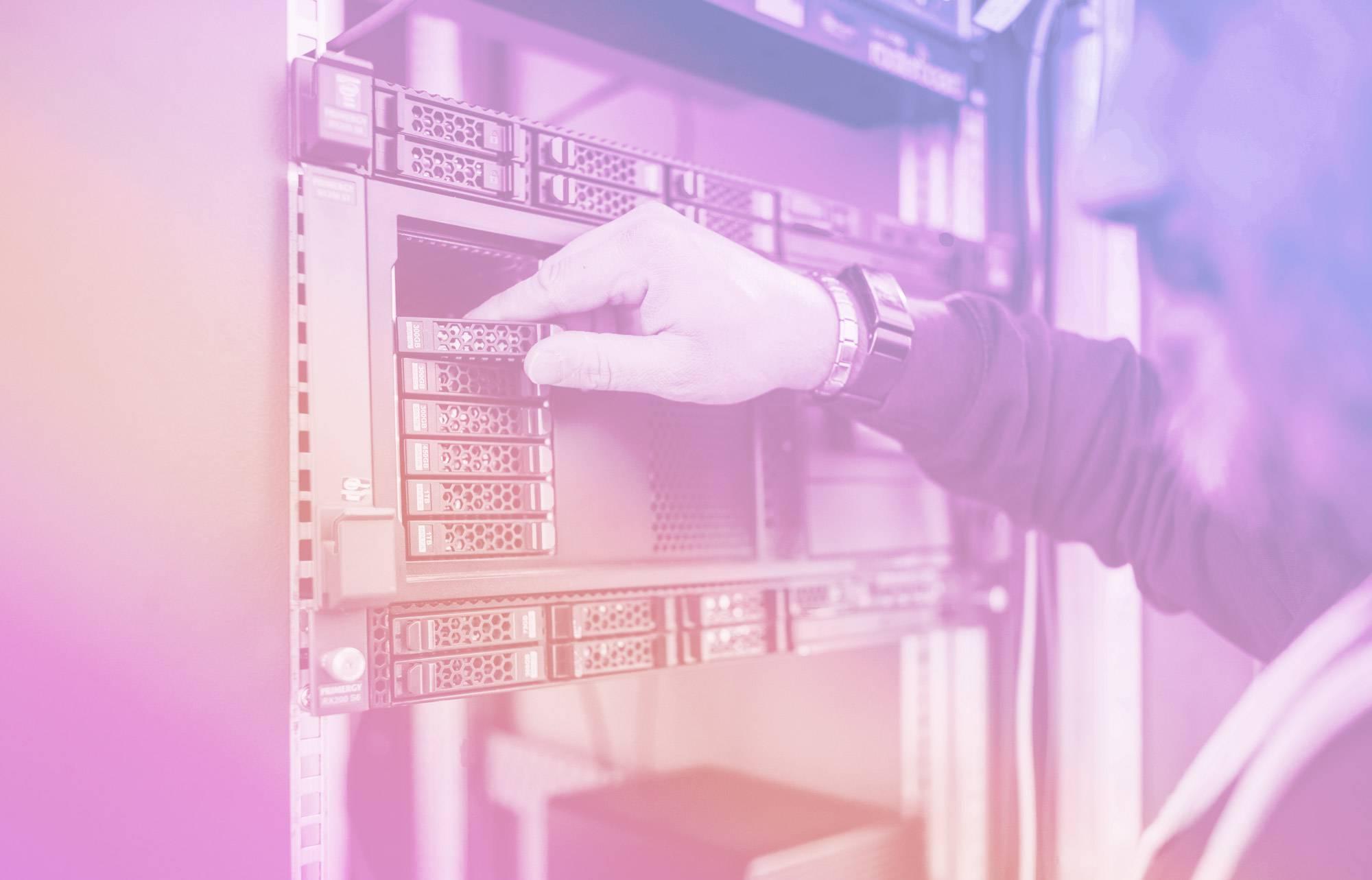 Ci.Erre Ufficio server e sistemi di archiviazione azienda ufficio como lombardia
