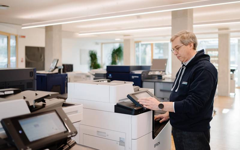 Ci.Erre Ufficio assistenza tecnica stampa e informatica como lombardia